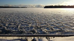 Ice ice.. (Anne Susan Karine) Tags: finland kallahti cold ice frozen freezing sea