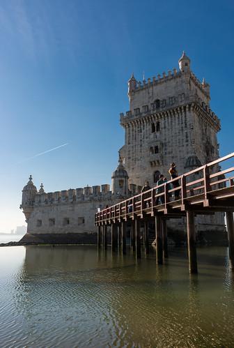 """""""Torre de Belém""""... [Lisbon, Portugal - 2016]"""