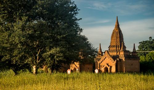 Bagan Temples, Myanmar