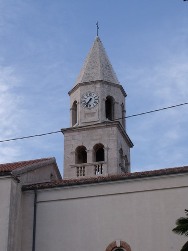 Crkva Svete Stošije, Biograd na Moru, Croatia