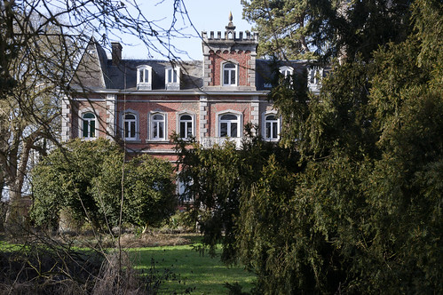 Goetsenhoven, kasteel van Ast