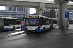 GVB 1421 (VDL Citea) ([Publicer Transport] Ricardo Diepgrond) Tags: gvb 1421 gemeentelijk vervoers bedrijf amsterdam vdl citea gelede bus lijn 22 indische buurt sloterdijk