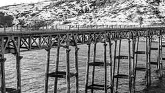 (Russo 86) Tags: landscape blackandwhite bnw biancoenero campotosto lago lake