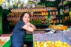 Shopkeeper (Kuba Abramowicz) Tags: philippines boracay shop shopping shops shopkeeper keeper lady woman women people market shelves vegetables street streets nikon nikkor 35mm d610 asia asian island islands outdoors outdoor outside smile smiling happy