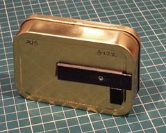 Portencross by Tin Box Pinhole (wheehamx) Tags: pinhole wide angle tin portencross xray film