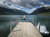 Pier (newzild) Tags: newzealand teararoa hiker tramper trail route long distance capereinga bluff nzl panasonic gm5 1232 landscape lake rotoiti south island micro four thirds m43