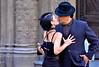 EL ULTIMO TANGO (ala_j22) Tags: nikond750 dancers bailarines ciudad city pareja sensualidad buenosaires tango argentina tangoargentino baile porteños hat sombrero arrabal nikkor70300mm