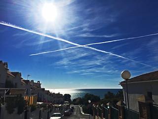 Caminos en el cielo #EXPLORE 248# (2017.01.13)