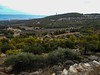 Landscape of Lavrio from an altitude (kutruvis nick) Tags: greece greek hellas attiki lavreotiki lavrio forest field valley mountain sea water bushes nature trees landscape altitude height nik kutruvis nikoncoolpixs2900