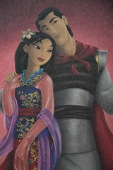 Disney Fairytale Designer Collection Lithographie Limited Edition Mulan et Li Shang (Girly Toys) Tags: limited edition doll designer fairytale mulan et li shang collection disney lithographie fa mushu chien po chi fu cri kee crikee zhou general aurelmistinguette missliliedolly girlytoys girly toys