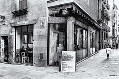 Buenas-Migas (rossendgricasas) Tags: street travel europe urban architecture nikon catalonia photography barcelona photoshop lightroom tamron exploration bw