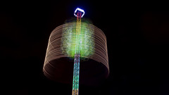 Light Trails (Victor Mitri) Tags: light trails longexposure fun dubai qatar doha lebanon beirut festivalcity