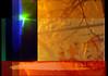 [ - SOLAR OUTTAKE 0223-3f - ] (ǝlɐǝq ˙M ʍǝɥʇʇɐW) Tags: collage solar outtake sun windmill jet sky colors rgb gold fd disk filter glass tree branches glow luminosity up lens flare texas light black blacksun mourning