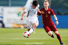 U17Russia vs U17Japan (Kwmrm93) Tags: fodbal voetbal 足球 ποδ σφαιρο футбол サッカー フットボール votebol sports sport soccer nogomet jalkapallo futbol futebol fodbold football fotbal fotball fotboll fusball fussball esport deportivo canon deportiva calcio fudbal under17 japan action estadiomunicipalsanpedroalcantara 宮代大聖 taiseimiyashiro nailumiarov