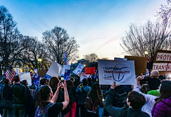 2017.02.22 ProtectTransKids Protest, Washington, DC USA 01085
