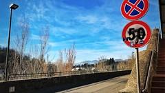 Have a break in a forbidden place (fedecoppa) Tags: firenze italia toscana valdarno stazionerignanosullarno