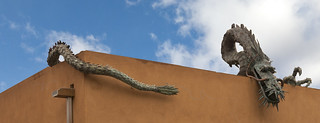 Dragon on the Rooftop