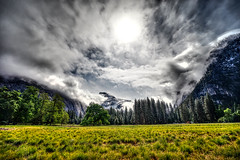 Yosemite NP (fritz.nico) Tags: park travel trees summer vacation sky usa cloud mountain plant tree green field grass fog clouds photoshop landscape nationalpark nebel unitedstates yeah cloudy outdoor good sommer sony united urlaub hill may surreal himmel wolken hills berge mai filter national yosemite toll nd serene gras np alpha amerika grassland nico kalt scrap bume could fritz depth baum hdr reise frhling sonnenschein langzeitbelichtung godlike blus ndfilter bewlkt alpha7 1616 neblig unitedstatesofamerika sonyalpha sonyalpha7 sonya7 nicofritz