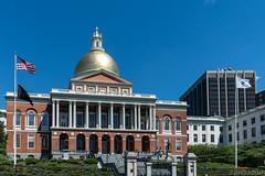 Massachusetts State House, Boston - Nikon 1 J5 (Cjlws) Tags: boston 1 nikon 28 common j5 10mm massachusettsstatehouse cjlws