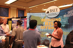 BSEE GULF REGION PARTICIPATES IN DEEPWATER TECHNICAL SYMPOSIUM (bseegov) Tags: ocean stem energy gulf pacific bureau offshore inspection platform environmental engineering testing gas safety arctic research planning rig permit oil production enforcement tap spill standards exploration drill ocs response petroleum regulator regulation preparedness sems decommissioning stewardship bsee