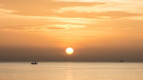 Sunrise - Hua Hin