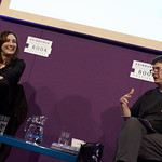 Viv Albertine with Chair Ian Rankin