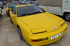 Alpine A 610 (benoits15) Tags: old classic cars car festival vintage french automobile flickr meeting automotive voiture historic retro collection alpine motor avignon coches prestige anciennes 610 a