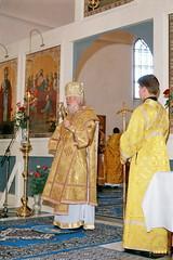 063. Consecration of the Dormition Cathedral. September 8, 2000 / Освящение Успенского собора. 8 сентября 2000 г