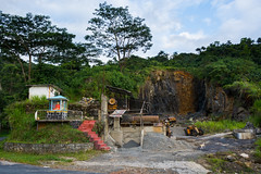 Open Mine (A.Stepanov) Tags: travel sky mountains nature rock clouds landscape temple nikon asia mine industrial outdoor machine explore srilanka nikkor lk centralprovince d5200 1855mmf3556gvr mointainscape