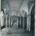 Innendecoration 1908 Berlin Hotel Adlon  h
