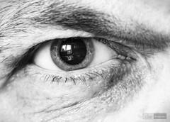 Eye Can't Wait (barpilot) Tags: eye reflections vision sight pupil dilated dilation