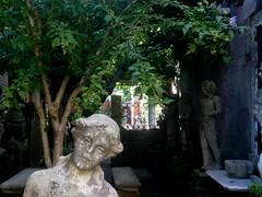 (Ponto e virgula) Tags: vineyard escultura vinha scupture torcello