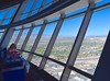About to have lunch, Stratosphere, Las Vegas (Tatiana12) Tags: travel vegas usa tour lasvegas album nevada 2015 christmasletter lifetravel garydeb