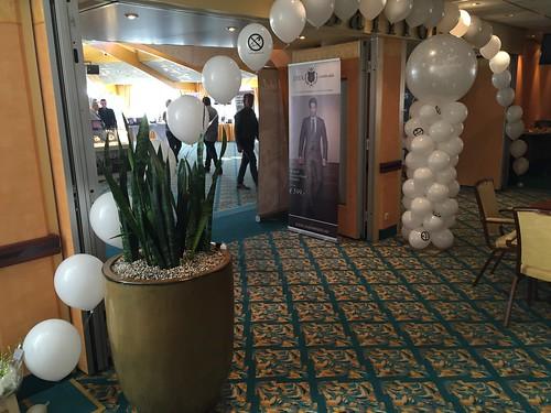 Heliumballonnen Bedrukte Ballonnen Carlton Oasis Hotel Spijkenisse