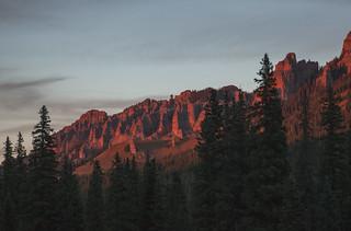 Turret Ridge glow (Explored)