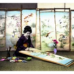 THE ARTIST AND HER CREATIONS in OLD JAPAN thumbnail