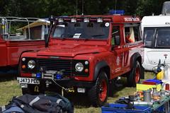 North Wales - J473PCC (matthewleggott) Tags: show wales fire north engine rover land appliance odiham 2015 j473pcc