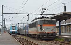 BB25689 & RRR 7 (- Oliver -) Tags: train de la bretagne rrr loire pays rame sncf ter agc reversible inox regionale zgc bb25500 bb25600 bb25689