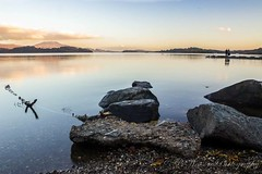 Rocks in the Lake (watsonpaw7) Tags: lochlomand