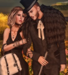 since i know you (RyanTailor (Taking Clients)) Tags: world life new travel people male art gabriel love fashion female photoshop pose real couple evil virtual gb bang poses gentleman timeless industries tmp epiphany the gacha