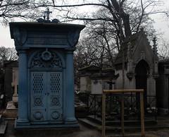 Tomb of François Cavé, Cimetière de Montmartre (carolemason) Tags: françoiscave cimetièredemontmartretombsparis