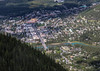Banff from Sulphur Mountain (Chris Parker2012) Tags: canada landscape natural aerialview roadtrip aerial alberta banff sulphurmountain cariboulodge