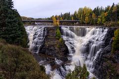 Full Kakabeka Falls (Jim.J.H) Tags: longexposure ontario water long exposure falls waterfalls kakabekafalls kakabeka