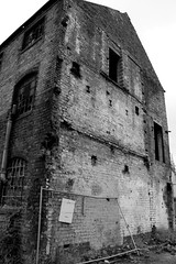 IMG_5348 (owenevans98) Tags: old city urban blackandwhite building abandoned monochrome architecture lost industrial factory outdoor decay urbandecay bricks homeless poor creepy spooky forgotten urbanexploration erie rough left derelict dereliction tramps urbex derelictbuilding exindustrial