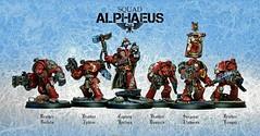 Alphaeus Squad (Duca Strige) Tags: infantry angel blood 40k warhammer terminator squad alphaeus deathstorm