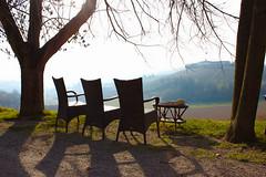 Luogo di meditazione (g.bardella) Tags: sunset italy italia tramonto piemonte inverno atmosfera paesaggio romantica monferrato meditazione moncalvo