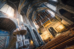 Cathdrale Albi (j.iversenc) Tags: canon lens town cathedral wide angles best full iso cathdrale frame fullframe tarn ville albi 6d architectur 14mm samyang iso6400 lenstagger canon6d