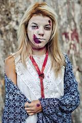 Zombie Walk PE (fcribari) Tags: brazil portrait girl brasil zombie retrato 85mm recife pernambuco zumbi 2015 zombiewalk