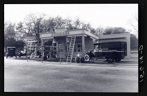 1928 - Kenmore Gas and Variety