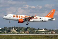 G-EZUT LMML 17-12-2015 (Burmarrad (Mark) Camenzuli) Tags: cn aircraft airline airbus registration easyjet a320214 5113 lmml gezut 17122015